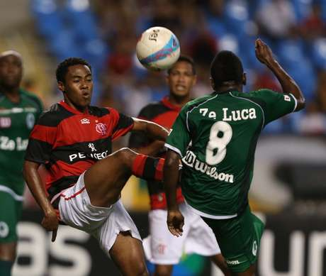 <p>Flamengo n&atilde;o conseguiu aumentar a posse de bola, como queria o t&eacute;cnico Jorginho</p>