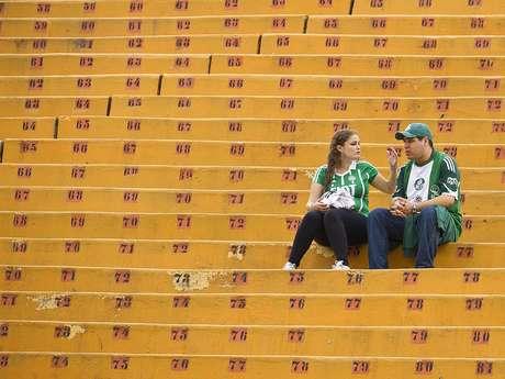 Clássicos do Campeonato Paulista atraem pouco público aos estádios