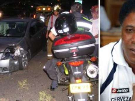 Francisco Maturana promoveu acidente em Medellín