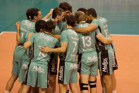 Medley/Campinas chegou aos playoffs na Superliga masculina 2012/2013