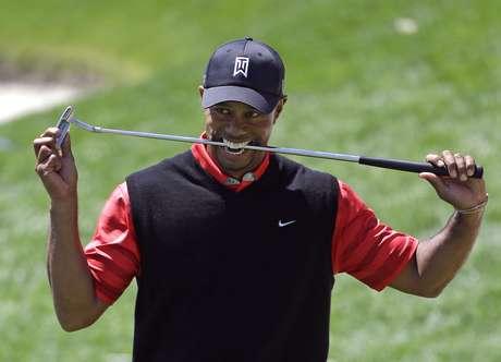 Tiger Woods voltou ao topo do golfe mundial