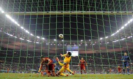 España, Holanda, Alemania e Italia aceleran hacia el Mundial