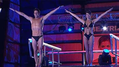 Sonia Ferrer y Álvaro Muñoz Escassi volverán a repetir como pareja de salto