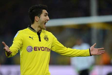 Nuri Sahin, jugador cedido por el Madrid al Dortmund