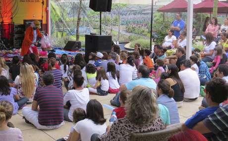 Pequenos também poderão se encantar com apresentações de teatro com temática de Páscoa