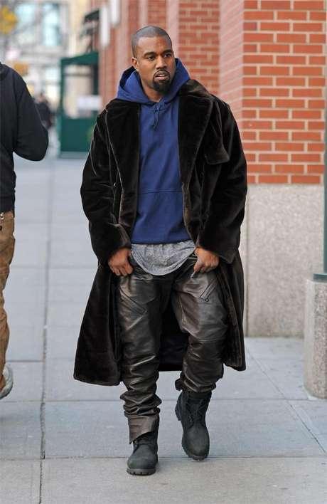 <p>Kanye West é famoso por sua arrogância</p>
