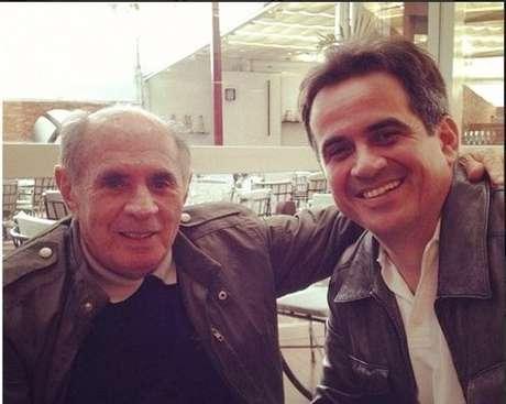 O ex-deputado Ciro Nogueira Lima é pai do senador Ciro Nogueira (PP-PI)
