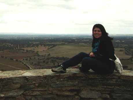 Estudante de biologia, Jenifer Ramos mora em Portugal desde setembro de 2012