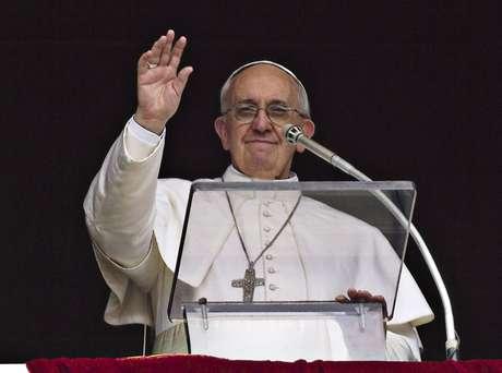 <p>O papa Francisco fezsua primeira designação na burocracia vaticana</p>