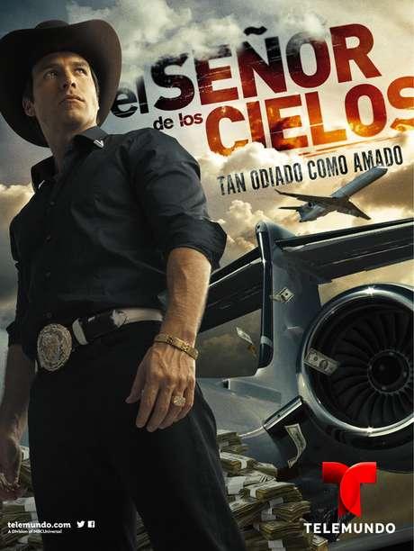 <p>'El Señor de los Cielos' sigue la brecha abierta por telenovelas como 'La Reina del Sur' y 'Pablo Escobar: El Patrón del Mal'.</p>