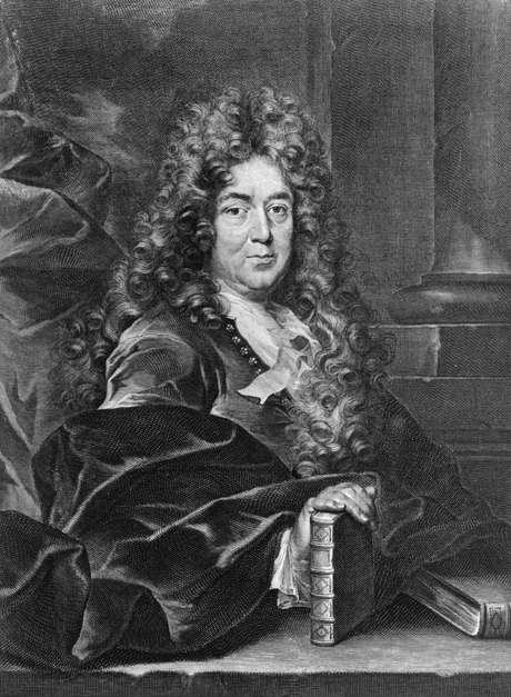 Charles Perrault é considerado o Pai da Literatura Infantil