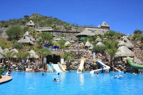 Otra de las atracciones turísticas en Hidalgo es El Geiser, en Tecozautla.
