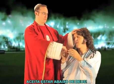 """La Cumbia papal en respuesta a la de """"Sin codificar"""""""