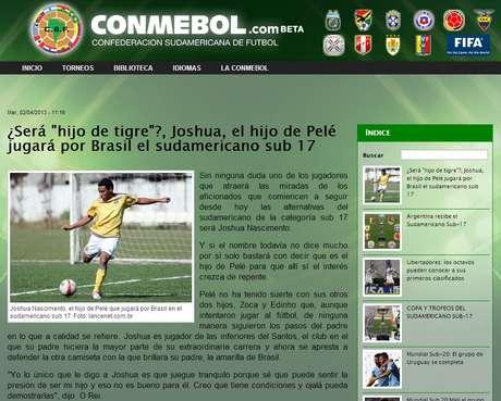 Sul-Americano Sub-17 começa nesta terça-feira, na Argentina