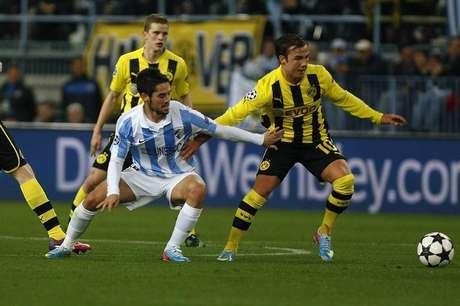 <p>Revelado pelo Borussia Dortmund, Götzeacertou com Bayern de Munique</p>