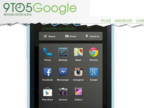 Celular do Facebook pode ser Android fabricado pela HTC