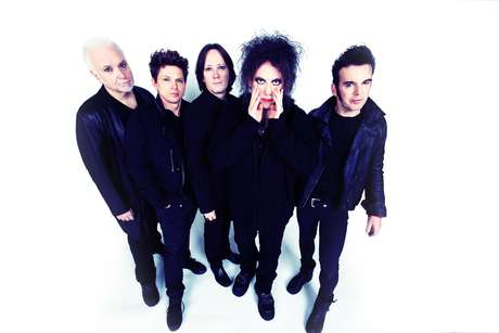 <p>The Cure volta ao Brasil após 17 anos do show no Hollywood Rock de 1996</p>