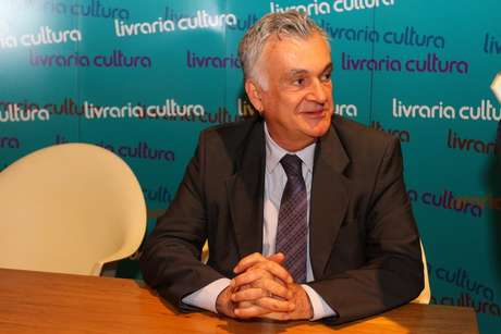 <p>Juca Ferreira esteve à frente do Ministério da Cultura na mesma época de Gil, entre 2003 e 2010</p>