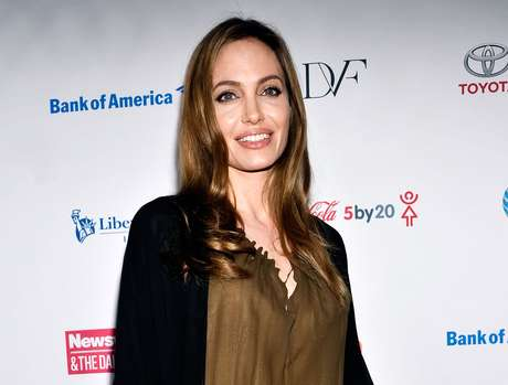 <p>Angelina Jolie arrives at the 2013 Women in the World Summit last night (April 4). Jolie honored Malala Yousafzai, a 15-year-old Pakistani girl who was assassinated by Taliban gunmen for advocating education for women. Angelina, a U.N. goodwill ambassador since 2001, donated $200,000 to build a school in Malala's name.</p>