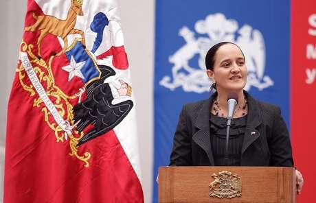 <p>Francisca Florenzano, directora del Senda</p>