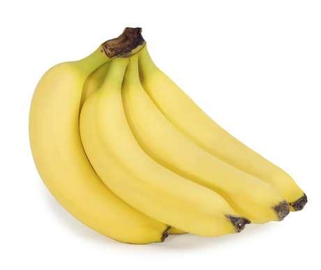 <p>A banana é uma das fontes de potássio mais comuns</p>