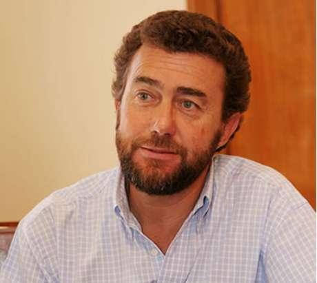 <p>Paulo Egenau, director ejecutivo de Fundación Paréntesis</p>