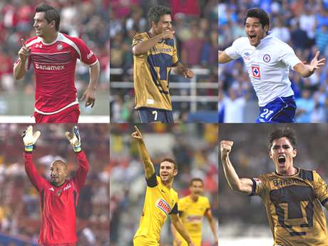 <p>Descubre el Once Ideal de la Jornada 13 del Clausura 2013 de la Liga MX</p>