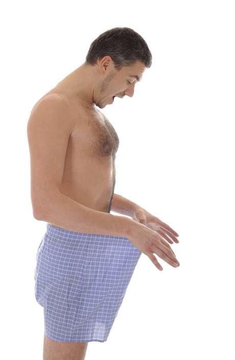 <p>Os cientistas não conseguiram explicar qual o tamanho ideal que um pênis deve ter para ser considerado mais atraente</p>