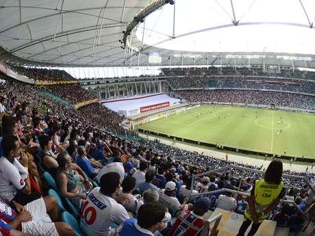<p>Cervejaria Petrópolis espera conseguir a divulgação da marca Itaipava, que batiza estádios</p>
