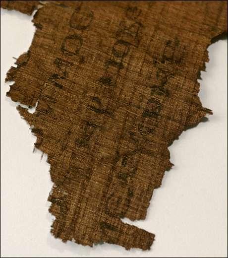 Texto apócrifo afirma que apóstolo não traiu Cristo; autenticidade da tinta foi comprovada
