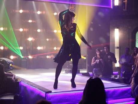 <p>Thammy dançou 'Conga, Conga, Conga'</p>