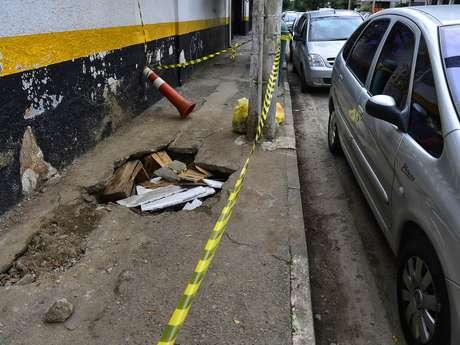 <p>Vereadores discutem a lei de manutenção das calçadas em São Paulo</p>