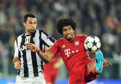 <p>Dante é titular absoluto do Bayern de Munique</p>