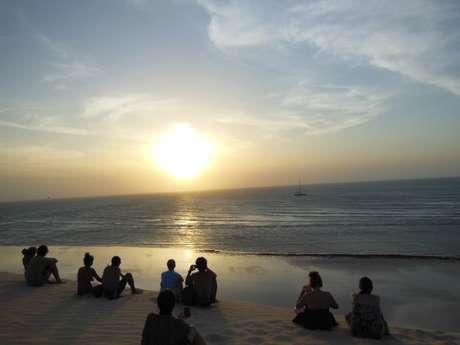 Jericoacoara foi eleita uma das praias mais lindas do mundo