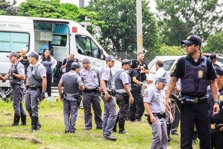 Perseguição policial terminou na altura do km 16 da via Anchieta, em São Bernardo do Campo