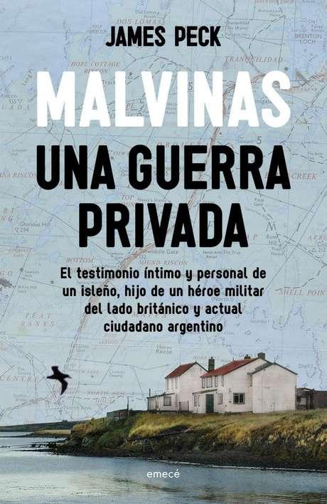 """<p>""""Malvinas: una guerra privada"""", de James Peck</p>"""