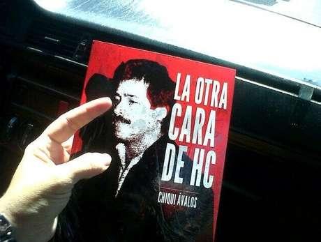 Livro sobre o passado do candidato do Partido Colorado à presidência, Horacio Cartes, foi lançado pouco antes das eleições