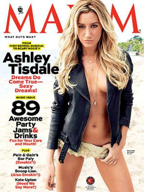 Ashley Tisdale é a protagonista de 'Todo Mundo em Pânico 5'