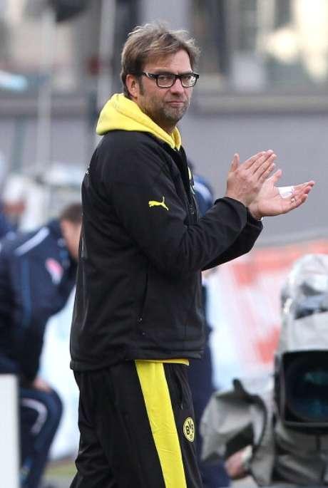 A Klopp y el Dortmund sólo les queda la Champions.