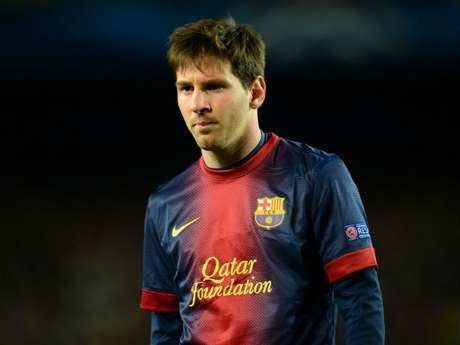 El Barcelona anunció que Messi no viajó a Zaragoza para disputar el domingo el partido de la Jornada 31 de la Liga Española.