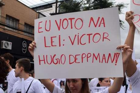 <p>Morte do estudante gerou manifestações de políticos sobre atos infracionais cometidos por adolescentes</p>