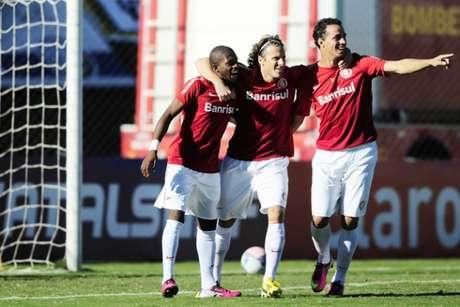 <p>Inter está nas semifinais da Taça Farroupilha</p>