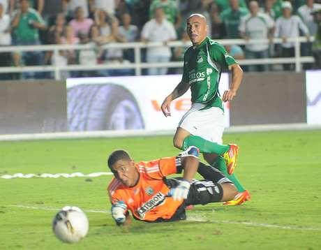 Vladimir Marín fue la figura en la victoria del Deportivo Cali