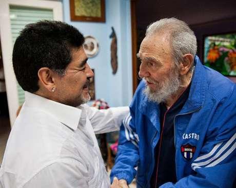 <p>Maradona pode voltar a trabalhar no Napoli</p>