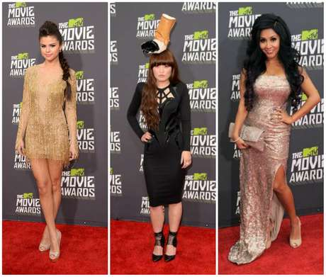 MTV Movie Awards 2013: Las mejor y peor vestidas (Fotos)
