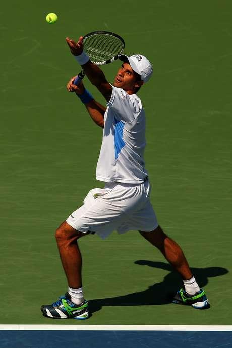 Tenista paulista conquistou torneio em Santa Catarina