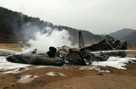 Un helicóptero de transporte de EE.UU. se estrelló este martes durante unas maniobras militares en Corea del Sur cerca de la frontera que separa al país de Corea del Norte, sin que se hayan producido víctimas mortales.