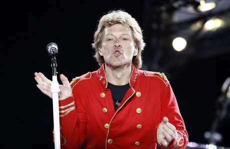 Bon Jovi agota todas las entradas en el Calderón, su único concierto español