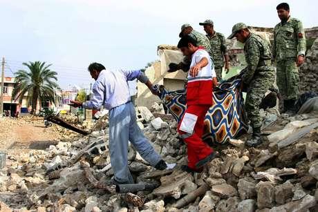 <p>El pasado 9 de abril Irán registró otro movimiento telúrico de 6,1 grados en la escala Richter que produjo unos 37 muertos.</p>