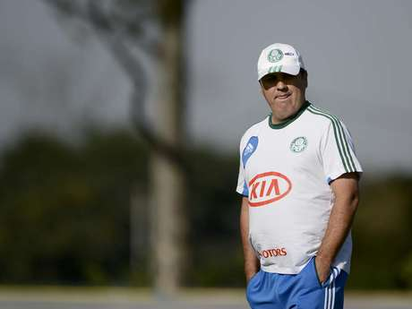 <p>Gilson Kleina prepara time para estreia no Campeonato Brasileiro</p>